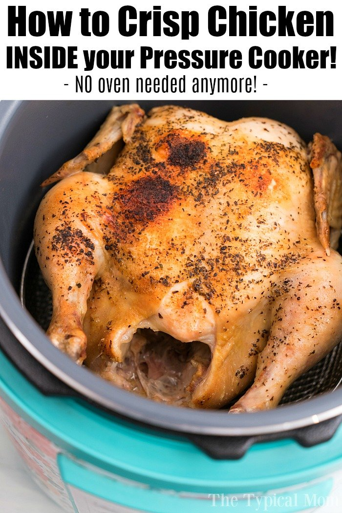 crisplid chicken