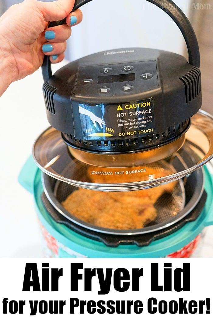 instant crisp lid