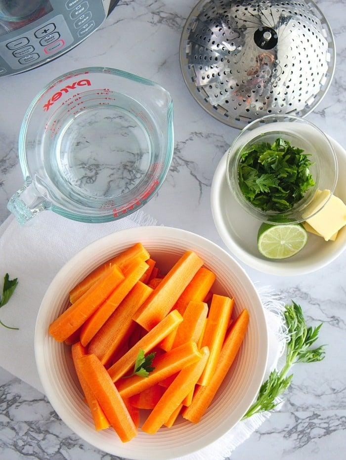 instant pot carrots 2