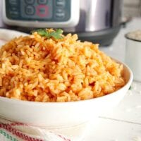 instant pot mexican rice