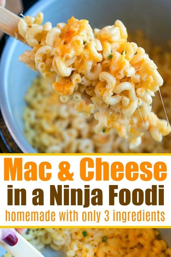 ninja foodi pasta