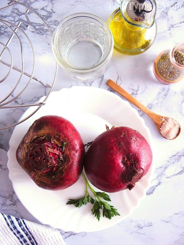 pressure cooker beets
