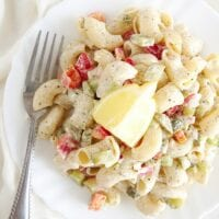 Pickle Pasta Salad 2