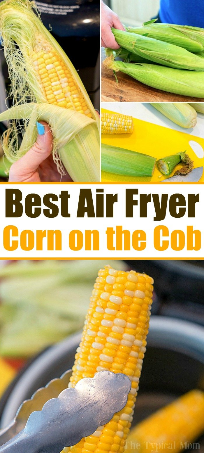 air fryer corn on the cob