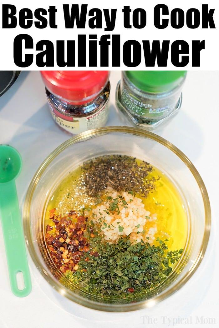 best cauliflower recipe