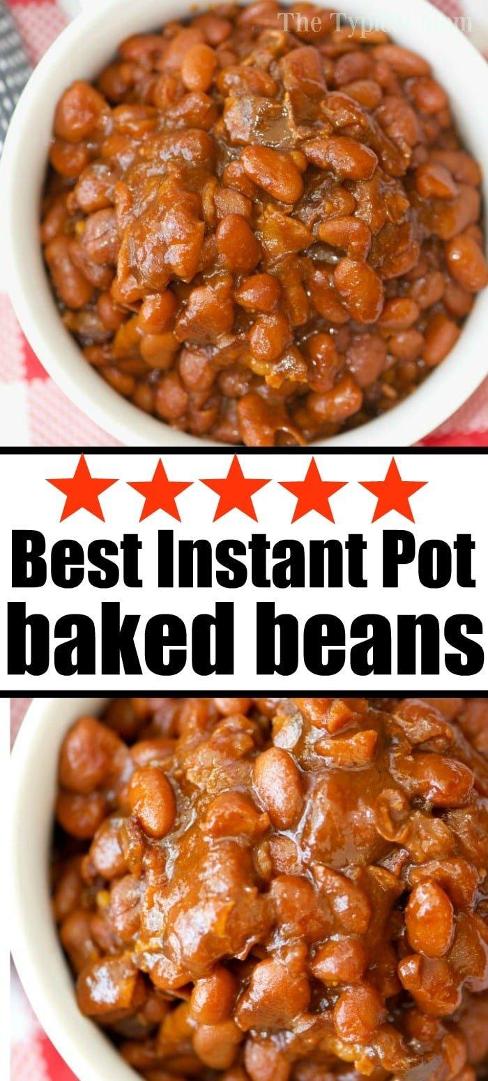 best instant pot baked beans