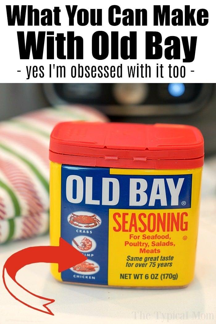 old bay recipes