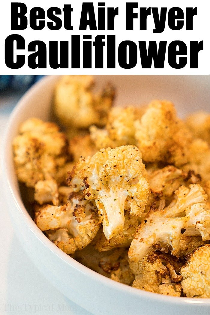 Air Fryer Cauliflower