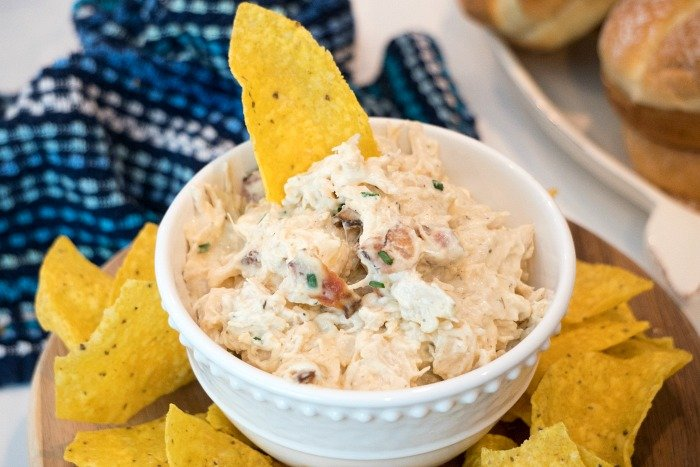 pressure cooker crack Chicken Dip recipe