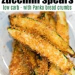 air fryer zucchini fries 2