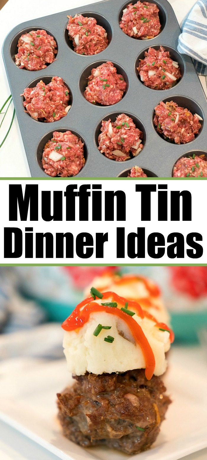 muffin tin dinners