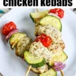 ninja foodi chicken kebabs