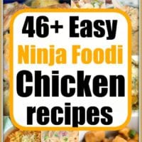 ninja foodi chicken recipes