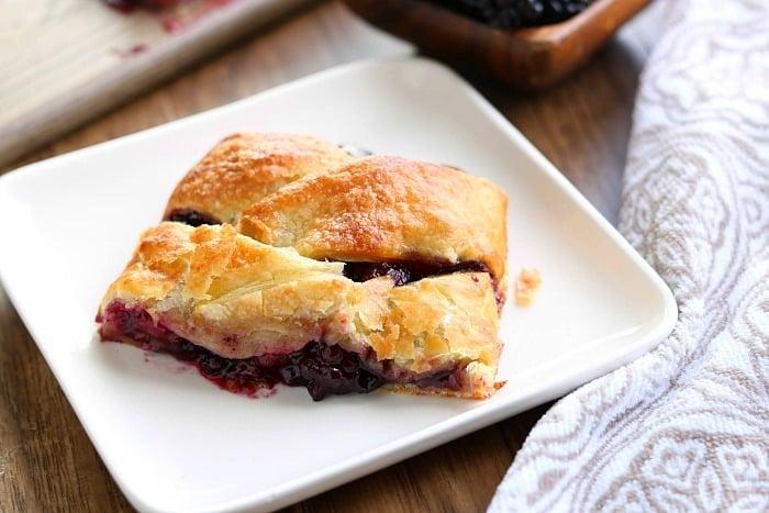 puff pastry strudel