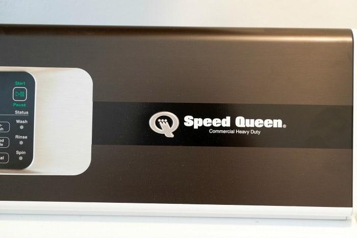 speed queen washer
