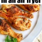 Chicken Legs in Air Fryer