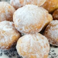 Homemade Donut Holes 2