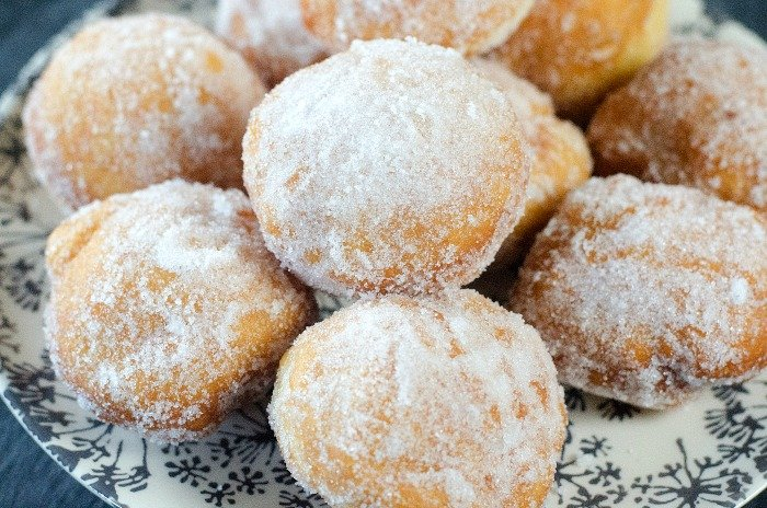 Homemade Donut Holes 2