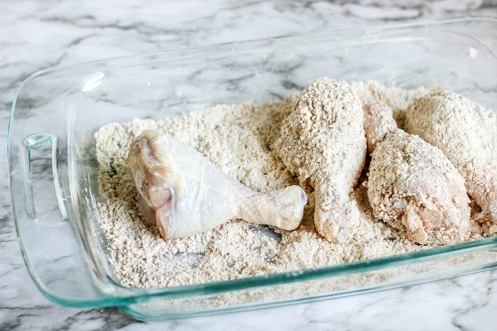 air fryer chicken legs recipe
