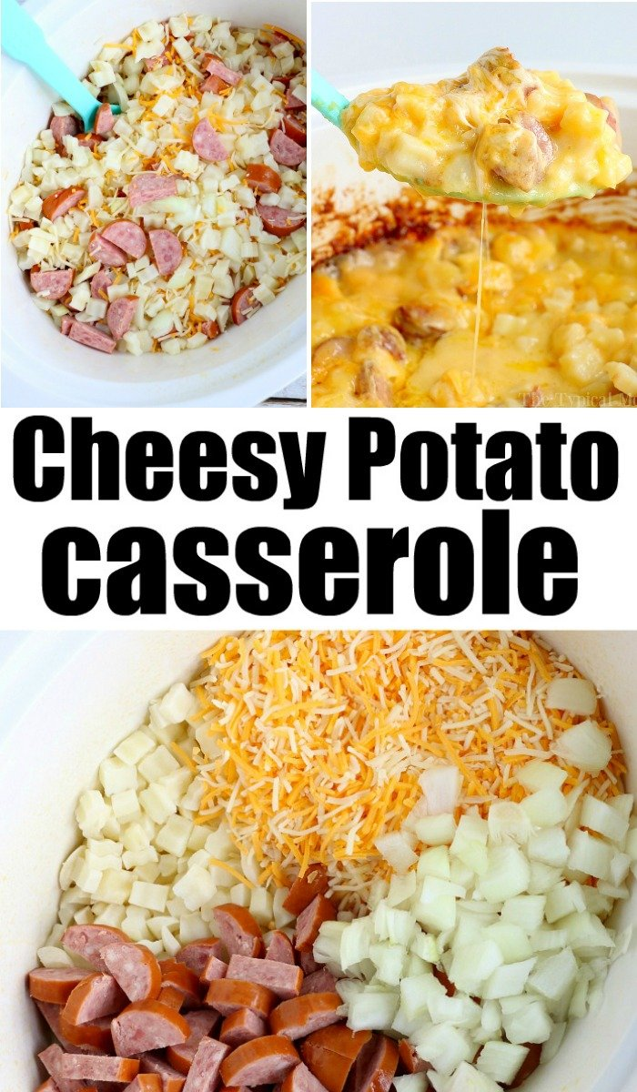 crockpot potato casserole