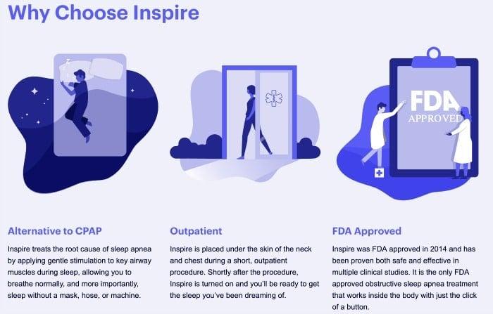 inspire sleep apnea therapy