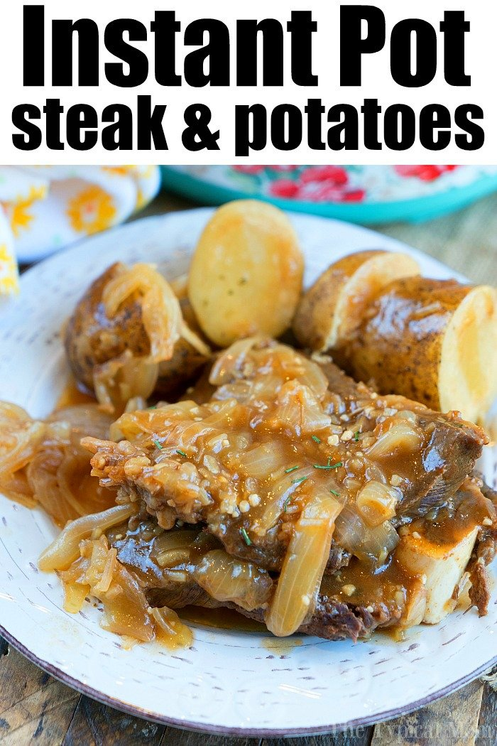 instant pot steak