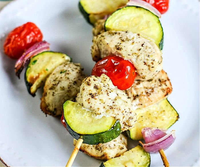 air fryer kabobs