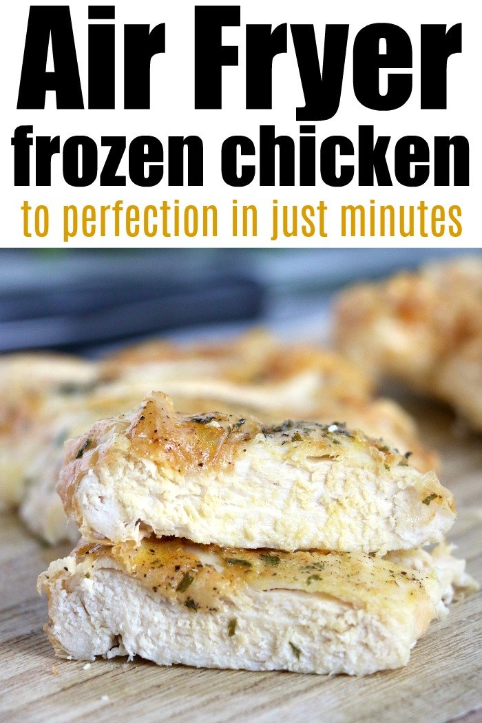 Frozen Chicken Breast In Air Fryer The Typical Mom