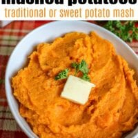air fryer mashed potatoes