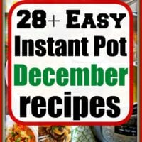 december instant pot recipes