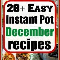 december instant pot recipes