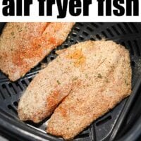 fish in air fryer