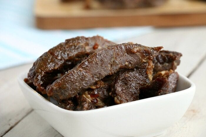 ninja foodi beef jerky