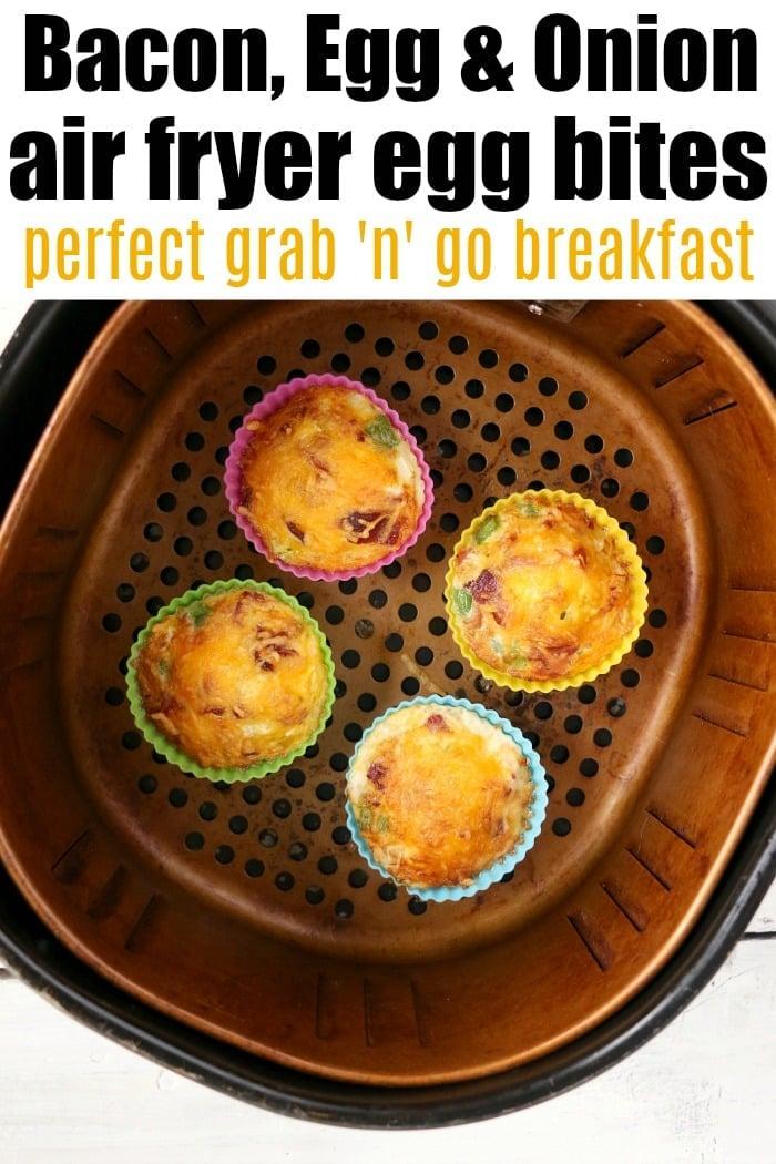 Air Fryer Egg Bites Ninja Foodi Air Fryer Eggs In No Time