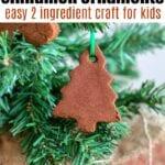 Cinnamon Ornament Recipe