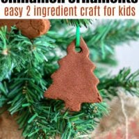 Cinnamon Ornament Recipe