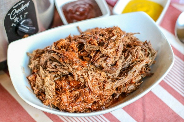 crockpot barbecue beef