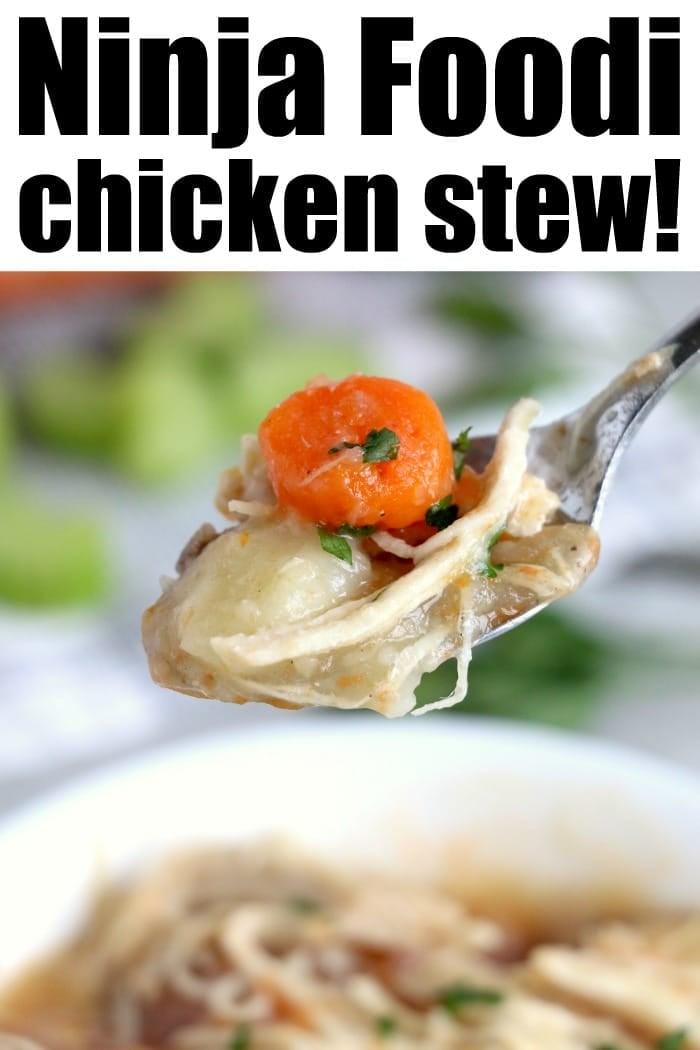 ninja foodi stew