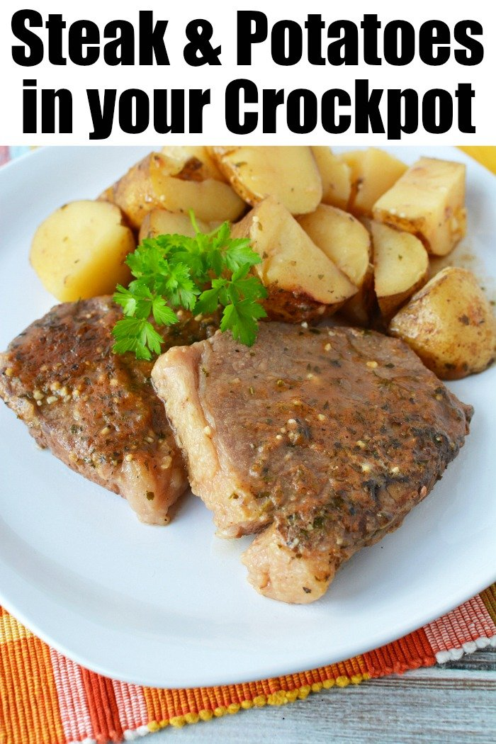sirloin steak recipe crockpot