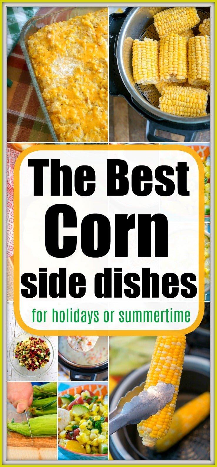 Corn Side Dish Recipes