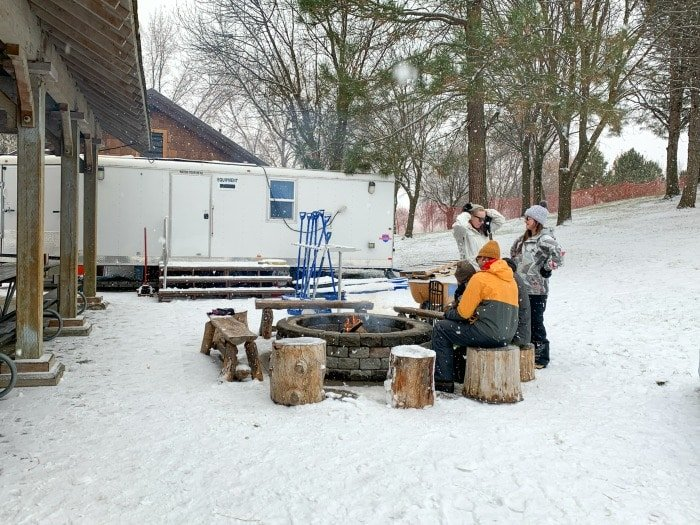 boise snow tubing