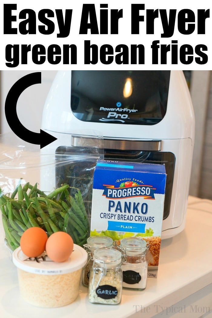 keto green bean fries