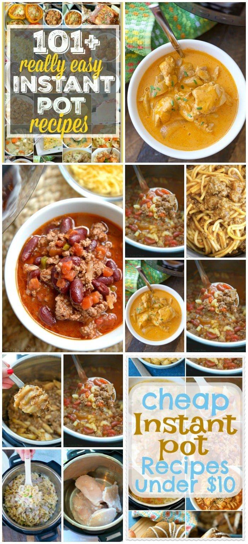 popular instant pot recipes