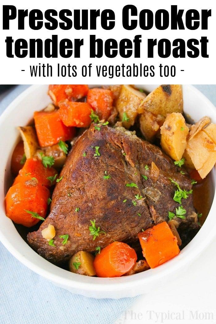 Beef Roast in Instant Pot