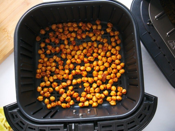 air fryer chickpeas 2