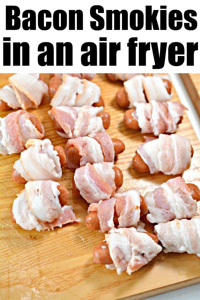 air fryer smokies