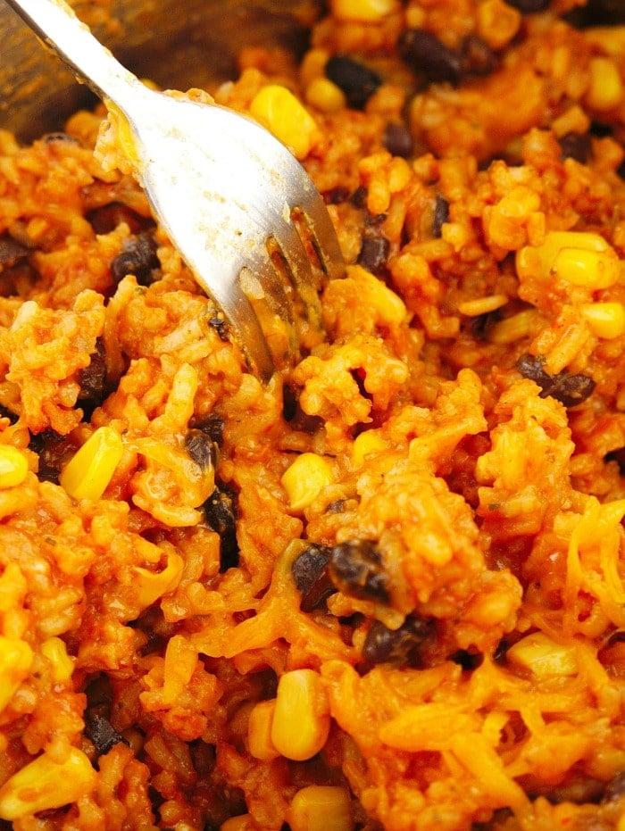 enchilada rice recipe