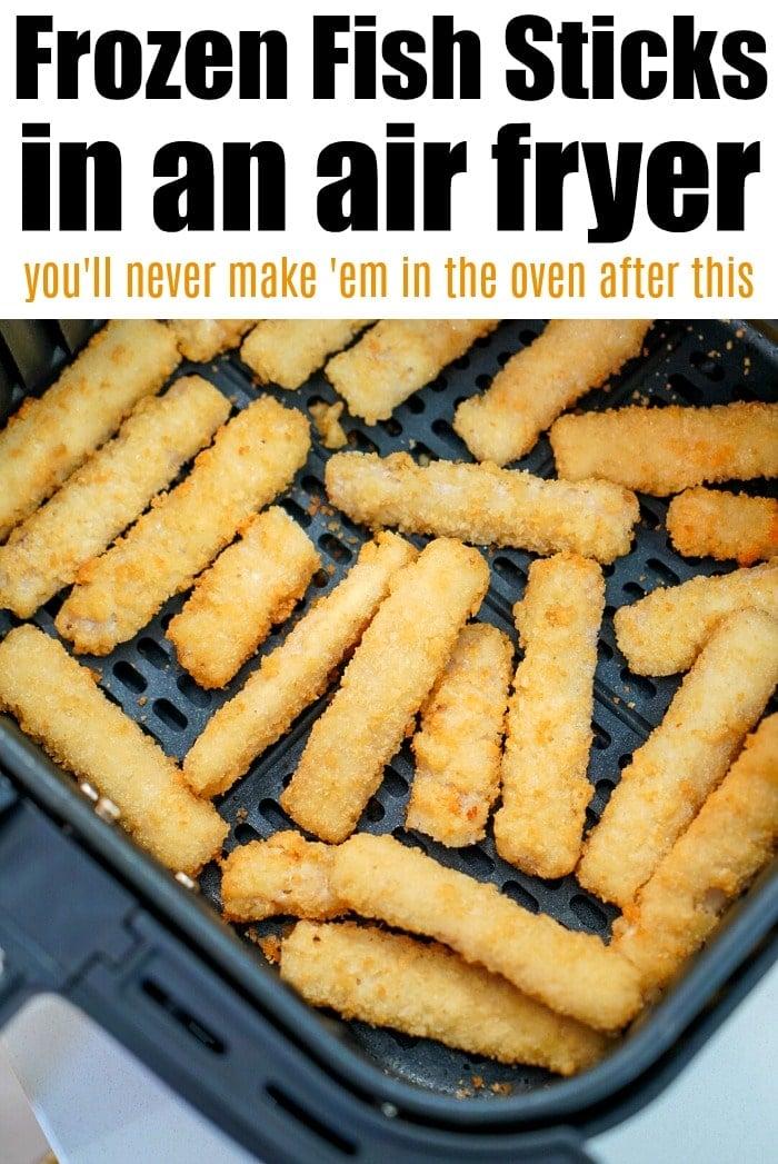 fish sticks in air fryer