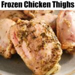 how to cook frozen chicken