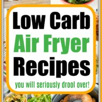 low carb air fryer recipes